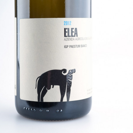 Organic Elean IGP Paestum 2013 - San Salvatore (750ml)