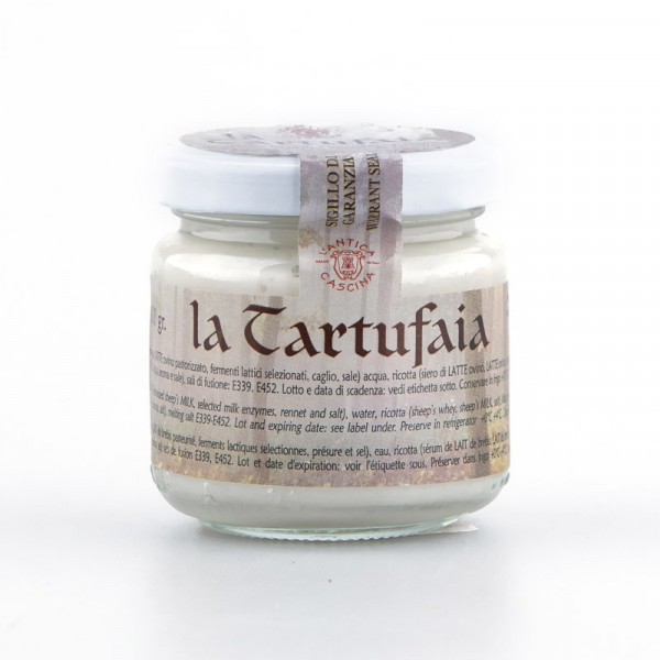 Spreadable Truffle Cream Cheese (100g)