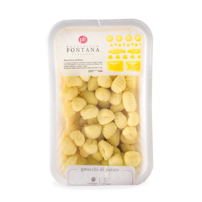 Potato Gnocchi (500g) - Pastificio Fontana