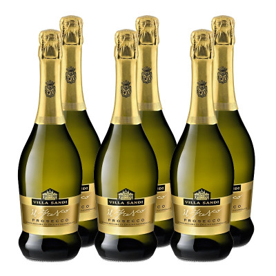 "CASE of Prosecco DOC Brut ""Il Fresco"" - Villa Sandi (750ml)"