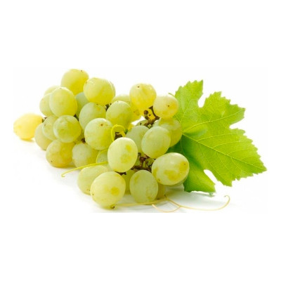 "Green Grape ""Pizzutella"" 500gr (£3.60/Kg)"