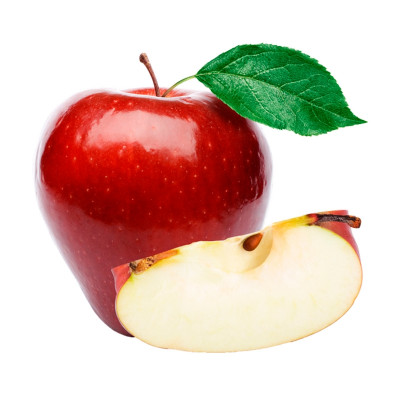 Apple Stark 500 gr (£2.70/Kg)-apples-red apples-vegan-fruit-italian apples