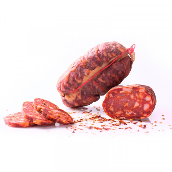 Spicy Soppressata (400g)-suppa-soppressata-appetizer-aperitif