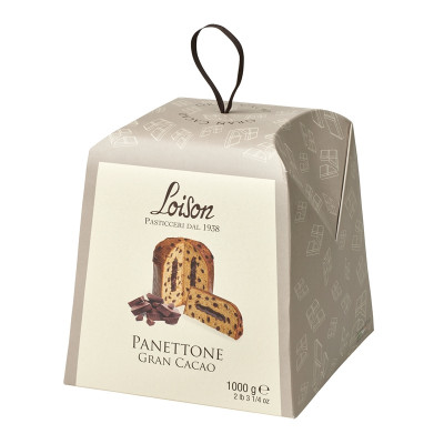 Panettone with Chocolate Chips (1000gr)