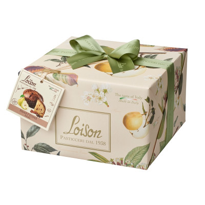 Noel Panettone with Pear, Cinnamon & Cloves (1000gr)