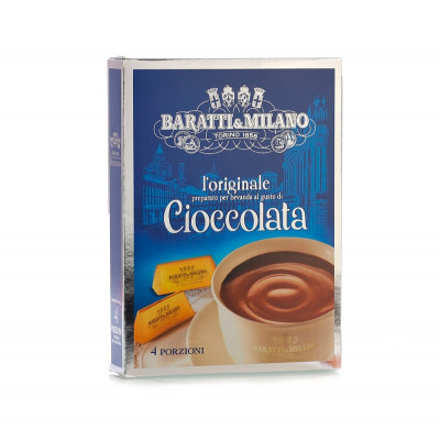 Instant Hot Chocolate (90gr)