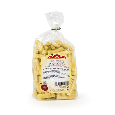 Mini olive oil breadsticks (350g)