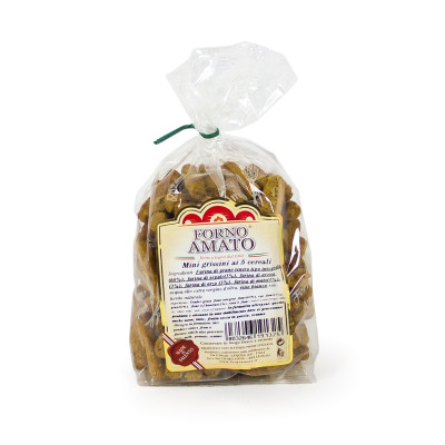 Mini Breadsticks 5-grains (350gr)