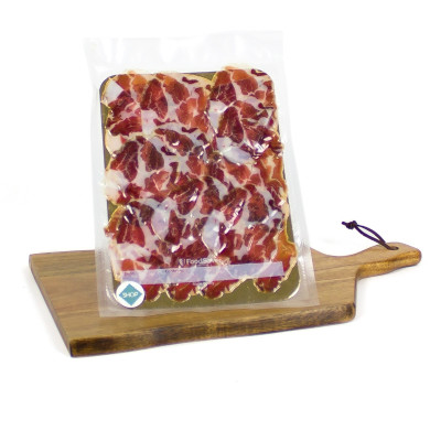 Coppa di Parma IGP sliced (80gr) - vacuum packed