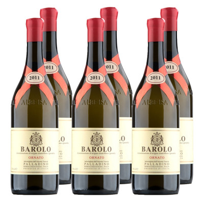CASE of Barolo DOCG 2012 Ornato - Palladino (750ml)