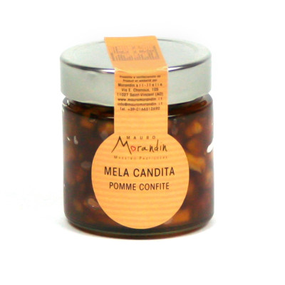 Candied Apple Jar (250gr) - Morandin