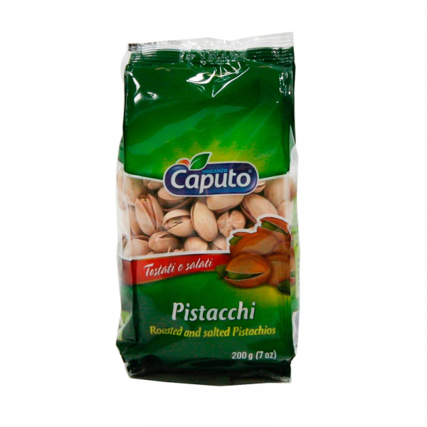 Roasted & Salted Pistachios (200gr)