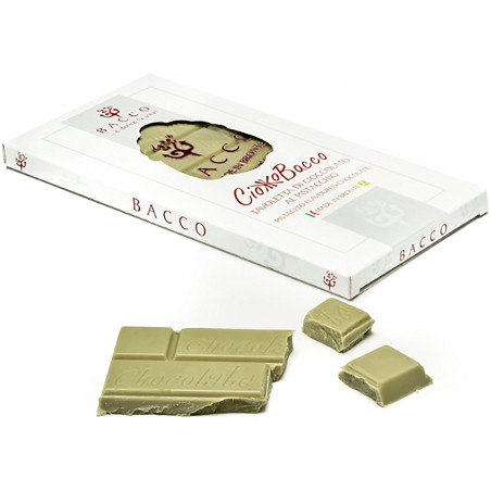 Pistachio Chocolate Bar (100gr)