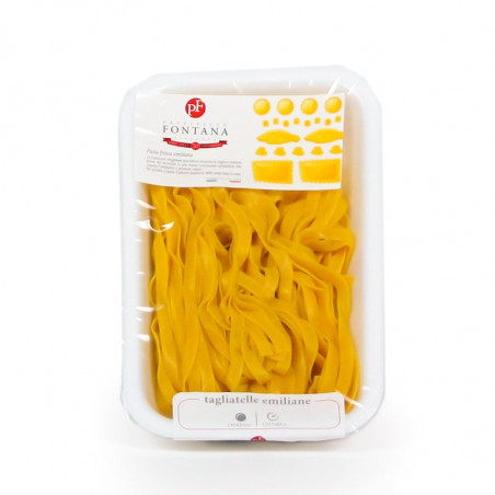 Fresh Egg Tagliatelle (250g) - Pastificio Fontana
