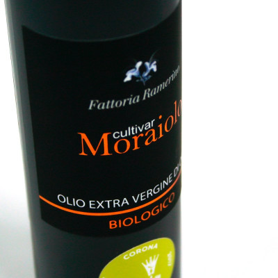 Cultivar Frantoio Organic Extra-Virgin Olive Oil 2015 (250ml)