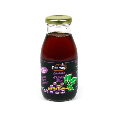 Organic Nero d'Avola Grape Juice (250ml)