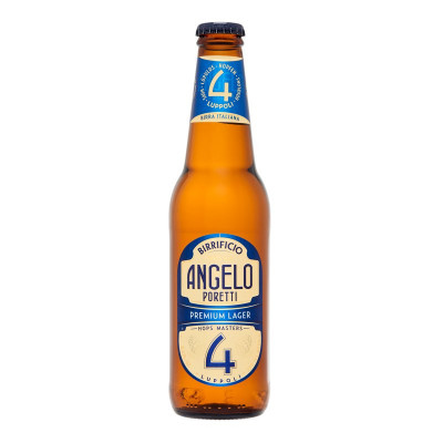 Birrificio Angelo Poretti 4 Hops Originale (33cl)