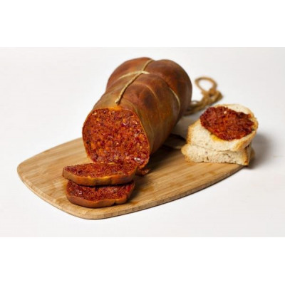 Nduja Spicy Spreadable Salami (500g)