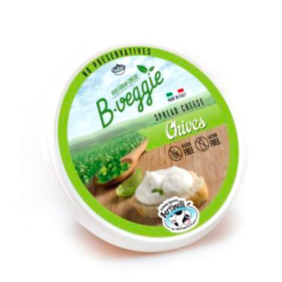 Lactose-free Spread Cheese with Chives (125g)