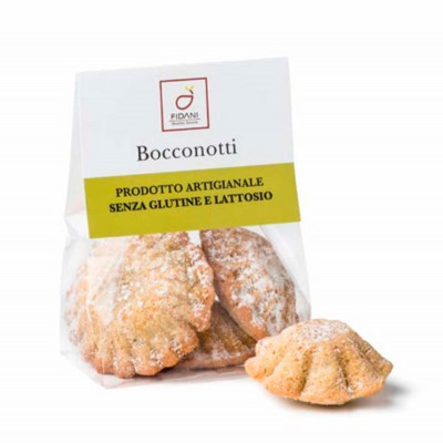 Gluten-free Bocconotto filled Pastry (50gr)