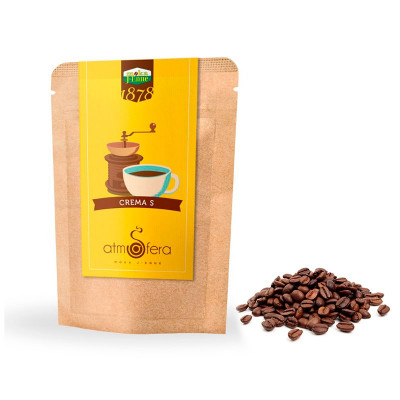 "Coffee Beans for Espresso ""Crema"" (250gr)"