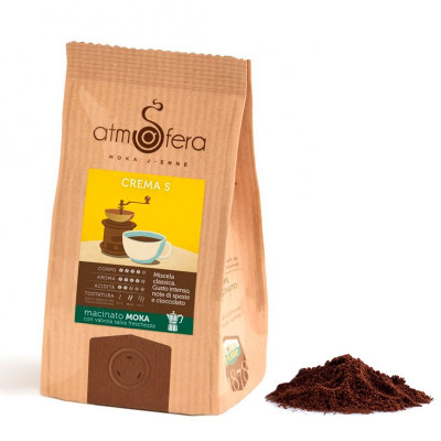 Ground Coffee for Espresso Blend Crema (100gr)