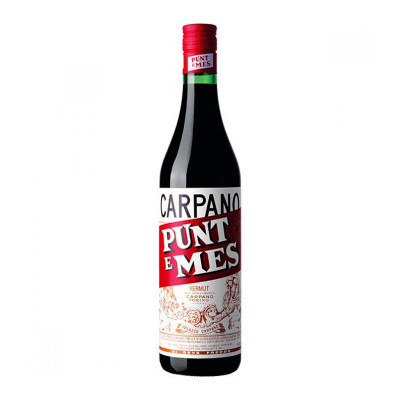 Carpano Punt E Mes (750ml)...