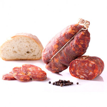 Sweet Soppressata (350g)-meat-suppa-soppressata-sandwich