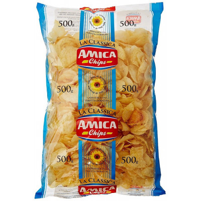 Amica Chips Classic (500gr) - Amica Chips