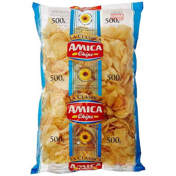 Amica Chips Classic (500g) - Amica Chips