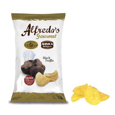 Alfredo's Chips Truffle (35g) - Amica Chips