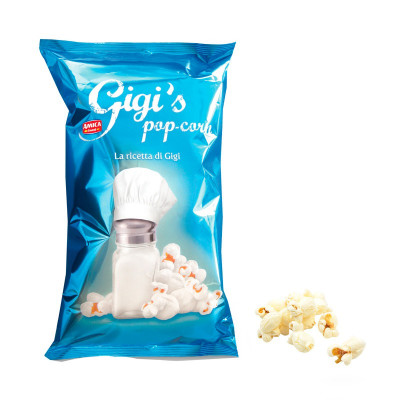 Gigi's Pop Corn (125gr) - Amica Chips