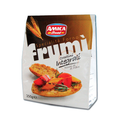 Frumì Whole Grain Crouton (250g) - Amica Chips