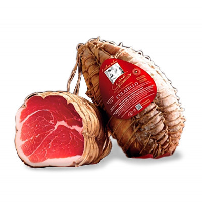 Culatello G. Verdi (80g) - vacuum packed