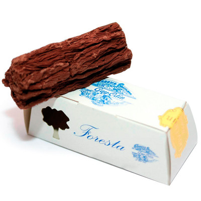 Dark Chocolate Foresta Box (100gr) - Gay Odin