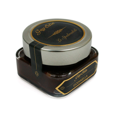 Godinella Dark Chocolate Spread (120g) - Gay Odin Chocolatier