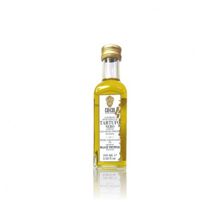 Extra Virgin Olive Oil Dressing with Black Truffle (250ml)