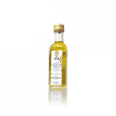 Extra Virgin Olive Oil Dressing with White Truffle (100ml)