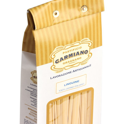 Linguine (500g) - Pastificio Carmiano