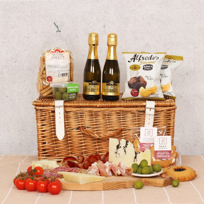 Spring Hamper: Picnic for Two