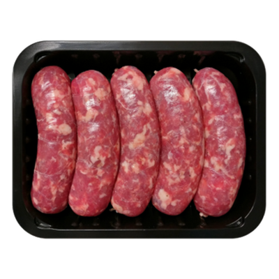 salsicciamo-fresh sausages-sausages with pepper-500g-sausage