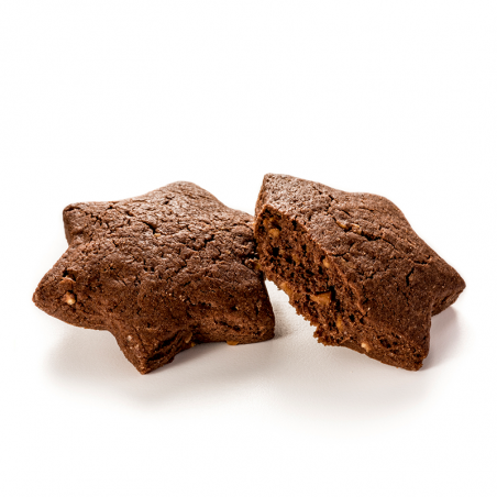 Lactose-free Cocoa & Hazelnuts Biscuits (200g)