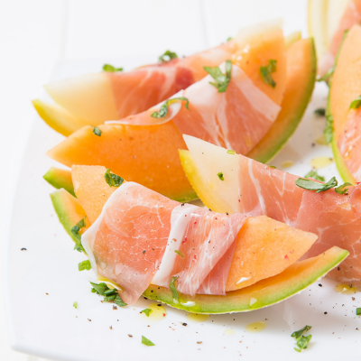 Melon & Prosciutto