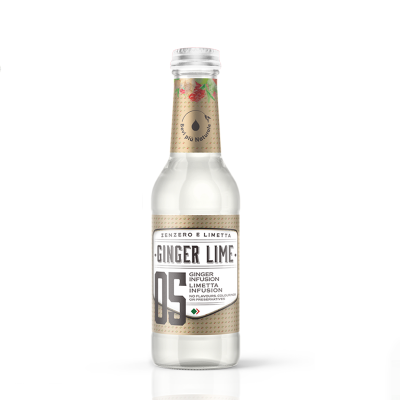 Ginger Lime Tonic (20cl) -...