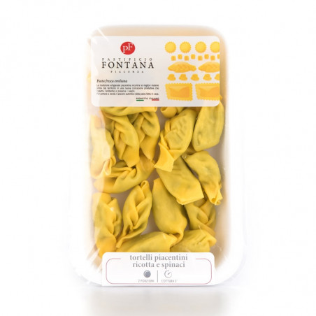 Spinach and Ricotta Tortelli (250g)