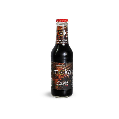 Energy Coffee Drink (20cl) - MokaItalia
