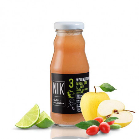 Apple, Goji Berry and Lime (20cl) - Favella