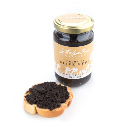 Black Olive Spread (180gr)