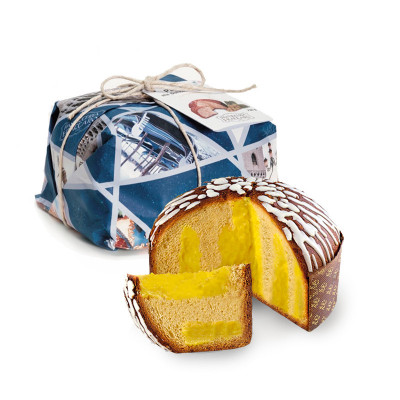 Panettone with Limoncello...