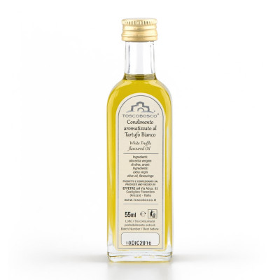 White Truffle Flavoured Extra-Virgin Olive Oil (55 ml)